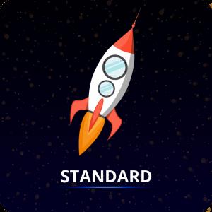 Standard Secure Hosting & Web Management Services